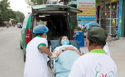 Bình Dương: Cứu sống kịp thời thai phụ vỡ thai ngoài tử cung - ảnh 1