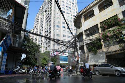 """Dự án trong ngõ 102 Trường Chinh: 15 năm vẫn """"nằm trên giấy"""" - ảnh 1"""