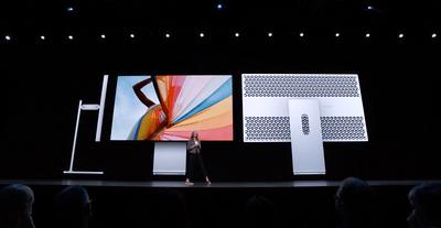 Apple ra mắt màn hình Pro Display XDR giá 4.999 USD - ảnh 1