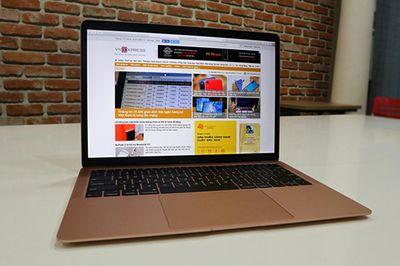 MacBook Air 2018 lỗi bảng logic được Apple sửa miễn phí - ảnh 1