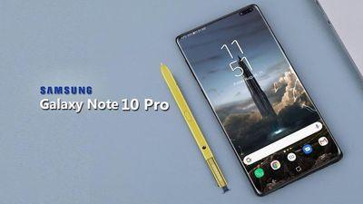 """Galaxy Note 10 sở hữu hiệu năng """"khủng"""" dự kiến ra mắt trong tháng 8 - ảnh 1"""