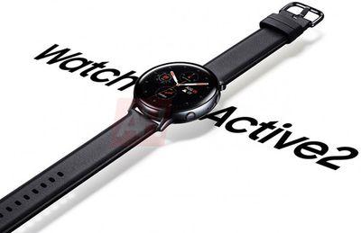 Tin tức công nghệ mới nóng nhất trong hôm nay 13/7: Rò rỉ hình ảnh chính thức của Galaxy Watch Active 2 - ảnh 1