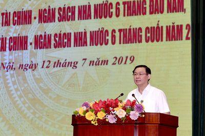 Phó Thủ tướng yêu cầu Bộ Tài chính đề xuất giải pháp đẩy nhanh tiến độ cổ phần hóa - ảnh 1
