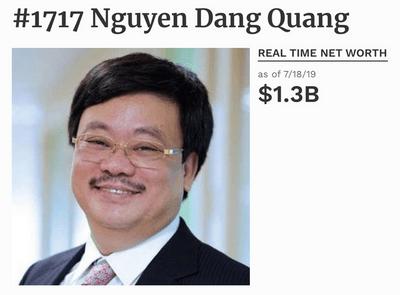 """Cổ phiếu MSN bị bán mạnh, tỷ phú Nguyễn Đăng Quang """"thủng túi"""" gần 2.500 tỷ đồng - ảnh 1"""