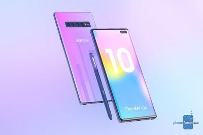 Samsung đã ấn định ngày ra mắt siêu phẩm Galaxy Note 10 - ảnh 1