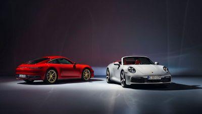 Porsche giới thiệu hai phiên bản đẹp long lanh của 911 Carrera, giá từ 97.400 USD - ảnh 1