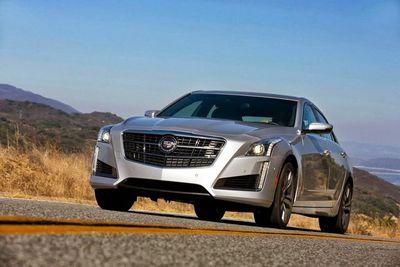 Dòng sedan Cadillac CTS chính thức bị khai tử sau 16 năm - ảnh 1