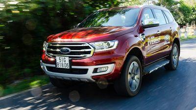 Bảng giá xe Ford mới nhất tháng 8/2019: Ford Explorer giảm tới 150 triệu đồng - ảnh 1