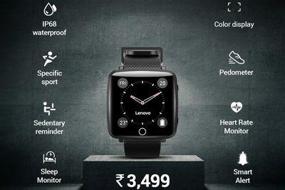 """Tin tức công nghệ mới nóng nhất hôm nay 16/9: Smartwatch chống nước IP68 giá rẻ """"giật mình"""", chỉ 1,1 triệu đồng - ảnh 1"""