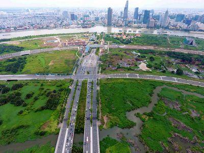Đấu giá 55 lô đất Khu đô thị mới Thủ Thiêm, giá dự kiến sẽ từ 11 triệu đồng/m2 - ảnh 1