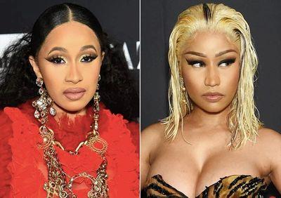 Forbes công bố Nicki Minaj là nữ rapper thu nhập cao nhất năm 2019, Cardi B lập tức phản bác - ảnh 1