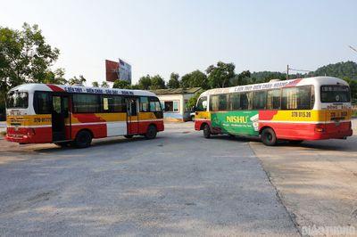 Công ty xe buýt trích xuất camera tìm điện thoại bỏ quên cho khách ở Nghệ An  - ảnh 1