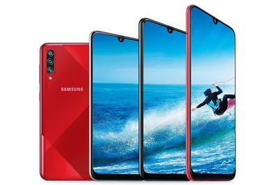 Tin tức công nghệ mới nóng nhất trong hôm nay 28/9: Samsung Galaxy A70s ra mắt với pin siêu khủng, giá siêu rẻ chỉ hơn 9 triệu - ảnh 1