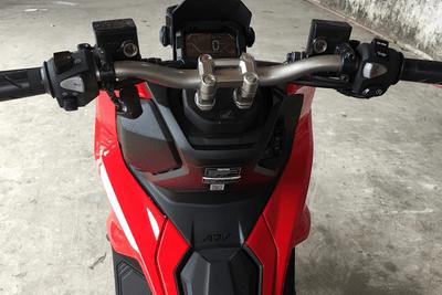 Chi tiết xe ga Honda ADV 150 vừa được chào giá hơn 100 triệu đồng tại Việt Nam - ảnh 1