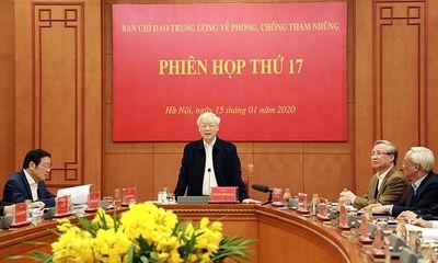 """Yêu cầu kết thúc """"đại án"""" Gang thép Thái Nguyên, VN Pharma trong năm 2020 - ảnh 1"""