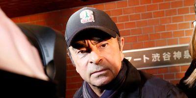 Interpol phát thông báo truy nã cựu Chủ tịch Nissan - ảnh 1