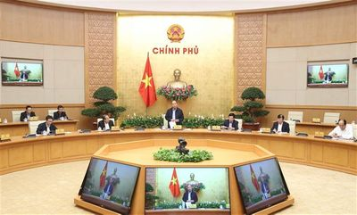 Thủ tướng quán triệt mục tiêu ngăn chặn, hạn chế tối đa lây lan dịch Covid-19 ra cộng đồng - ảnh 1