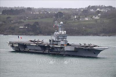 Pháp xác nhận 50 ca nhiễm Covid-19 trên tàu sân bay  - ảnh 1
