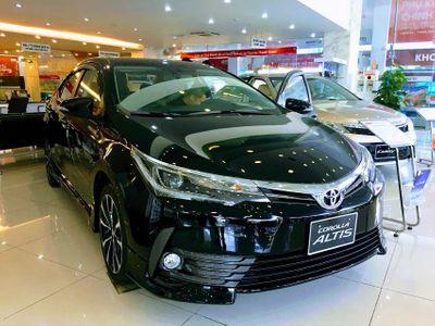 Bảng giá xe Toyota mới nhất tháng 4/2020: Corolla Altis giảm gần 100 triệu đồng - ảnh 1