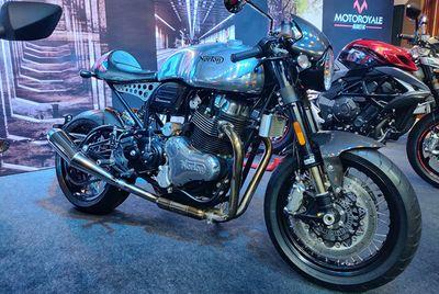 Hãng xe Ấn Độ chi gần 20 triệu USD thâu tóm thương hiệu mô tô Anh quốc  - ảnh 1