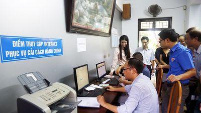 Cổng dịch vụ công Quốc gia hỗ trợ người dân gặp khó khăn vì Covid-19 - ảnh 1