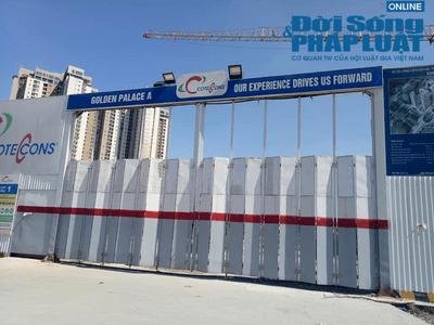 """Đền bù đất quá """"bèo"""" so với giá bán nhà, một dự án ở Nam Từ Liêm bị dân phản đối - ảnh 1"""