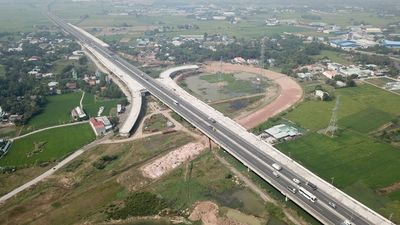 Gấp rút điều chỉnh dự án đường cao tốc Bến Lức – Long Thành  - ảnh 1