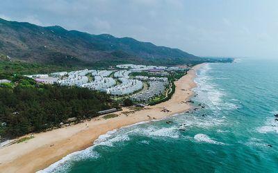 Bà Rịa - Vũng Tàu lập quy hoạch đô thị Hồ Tràm 5.000ha - ảnh 1