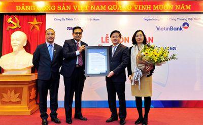 Hệ thống Quản lý chất lượng VietinBank đạt chuẩn ISO 9001:2015 - ảnh 1