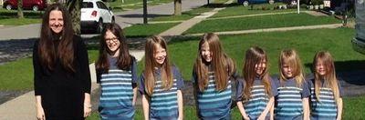 6 cậu bé quyết định nuôi tóc dài, khi biết lí do ai cũng sốc - ảnh 1