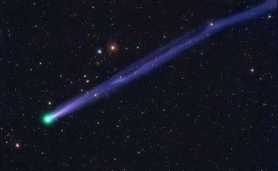 Sự kiện hiếm: Nguyệt thực, sao chổi, Trăng tuyết cùng xuất hiện - ảnh 1