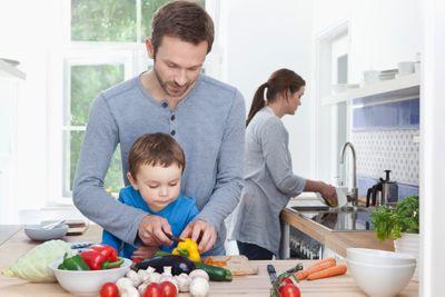 Cha mẹ làm những điều này sẽ giúp con có tính cách tuyệt vời - ảnh 1