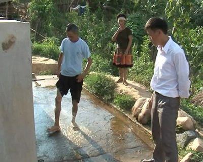 Điện Biên: Cấp nước đạt quy chuẩn và đảm bảo bền vững cho 54.000 người - ảnh 1