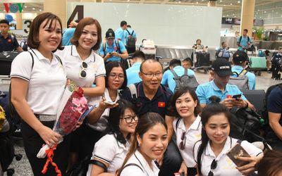 Thông tin mới nhất về tuyển Việt Nam: Đã tới Bali, sẵn sàng đối đầu Indonesia   - ảnh 1