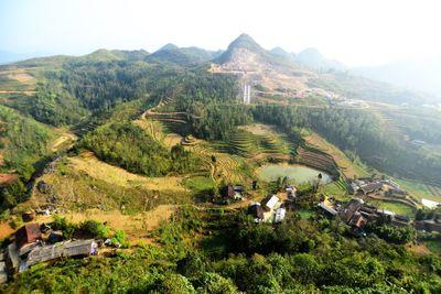 Tập đoàn Phúc Lộc xẻ núi làm dự án tâm linh gần 900 tỷ đồng tại Lũng Cú - ảnh 1