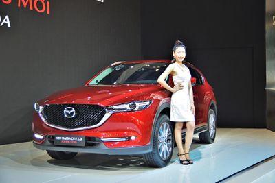 """Mazda CX-5 giảm giá """"sập sàn""""  50 triệu đồng - ảnh 1"""