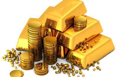 Giá vàng hôm nay 31/10/2019: Vàng SJC  quay đầu tăng 120 nghìn đồng/lượng - ảnh 1