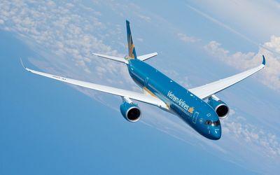 Vietnam Airlines chính thức kết nối Internet trên máy bay - ảnh 1