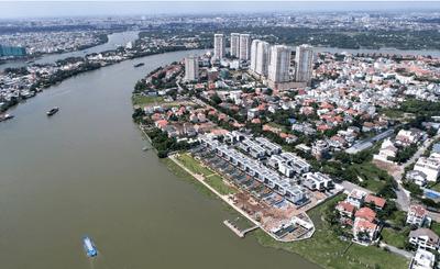 Điểm mặt những dự án lấn sông Sài Gòn  - ảnh 1