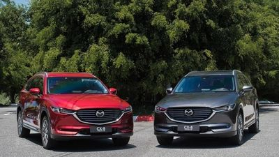 """Bộ đôi Mazda CX-5 và CX-8 tiếp tục giảm giá """"sốc"""" - ảnh 1"""