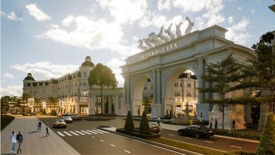 Danko City – Khu đô thị biểu tượng sống mới tại Thái  Nguyên  - ảnh 1