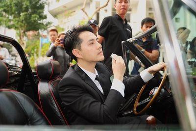 Cận cảnh dàn xe sang trong lễ ăn hỏi Đông Nhi - Ông Cao Thắng - ảnh 1