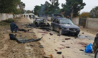 15 tay súng IS bị tiêu diệt khi liều tấn công đồn biên phòng Ishkobod - ảnh 1