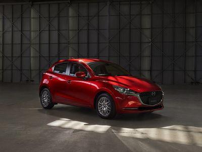 """Cận cảnh Mazda 2 2020 """"siêu đẹp"""" sắp về Việt Nam - ảnh 1"""