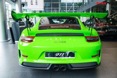 Cận cảnh siêu xe Porsche 911 giá gần 14 tỷ đồng vừa xuất hiện tại Hà Nội  - ảnh 1