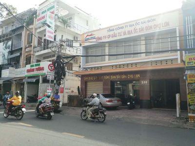 Công ty địa ốc Sài Gòn Chợ Lớn nói gì về vụ dấu hiệu cố ý làm trái? - ảnh 1