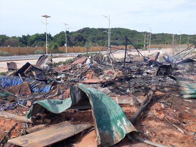 Xác định nguyên nhân vụ nổ khu sân golf khiến 10 người thương vong - ảnh 1
