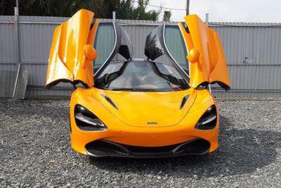 Cận cảnh siêu xe McLaren 24 tỷ của Cường Đô-la - ảnh 1