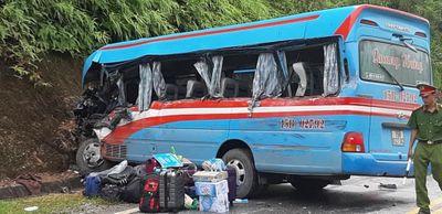 Tuyên Quang: Tai nạn giao thông đặc biệt nghiêm trọng, khiến 12 người thương vong - ảnh 1