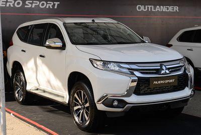 """Chiếc ô tô Mitsubishi 7 chỗ giảm giá """"sốc"""" gần 100 triệu đồng  - ảnh 1"""